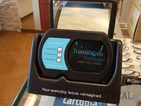Transitions Vantage (トランジションズ ヴァンテージ)1