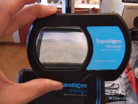 Transitions Vantage (トランジションズ ヴァンテージ)2