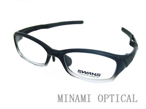 SWANS SWF-610 BSMK (ブラッククリアスモーク)