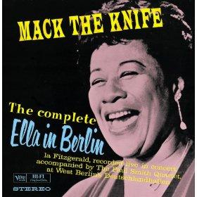 Ella Fitzgerald(The Lady Is a Tramp)