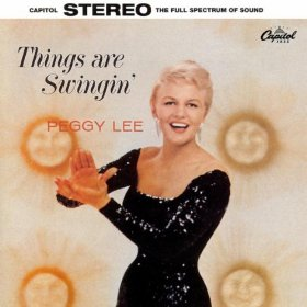 Peggy Lee(You're Getting to Be a Habit with Me)