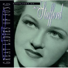 Jo Stafford(Too Marvelous for Words)