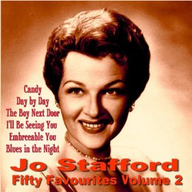 Jo Stafford(There's No You)