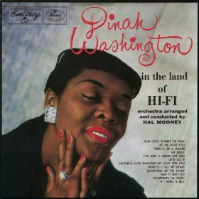 Dinah Washington(If I Were a Bell)