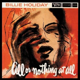Billie Holiday(Moonlight in Vermont)