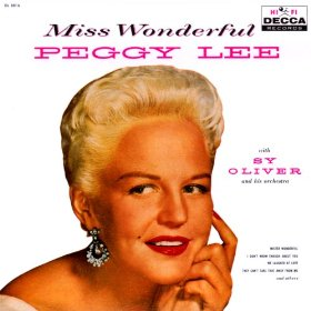 Peggy Lee(Mr. Wonderful)