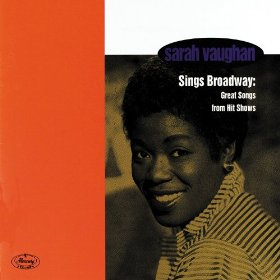 Sarah Vaughan(Mr. Wonderful)