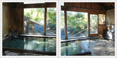 渓山荘お風呂