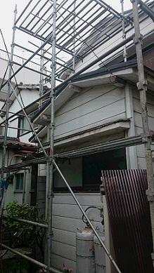 みらい住建 リフォーム 外壁塗装8号29日縮小
