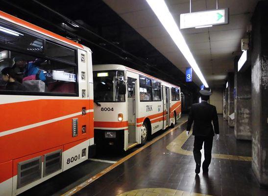 260908立山トロリートンネルバス