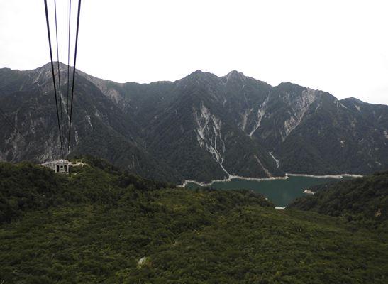 黒部平~大観峰の立山ロープウエー