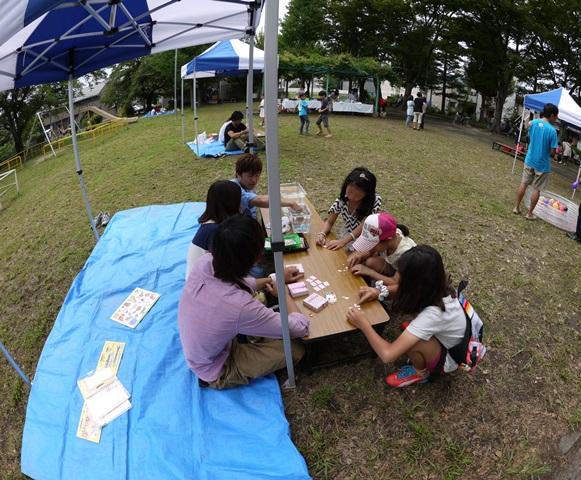 地蔵盆game1