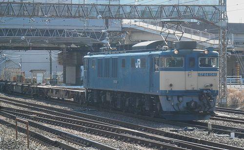 EF64 1041[愛](2012年3月21日・馬橋駅)
