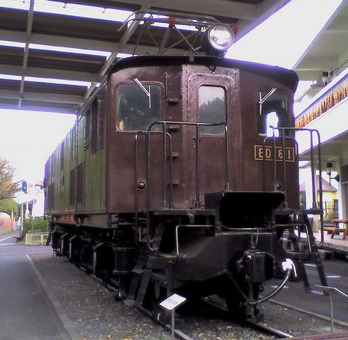 ED16 1(2009年11月7日・青梅鉄道公園)