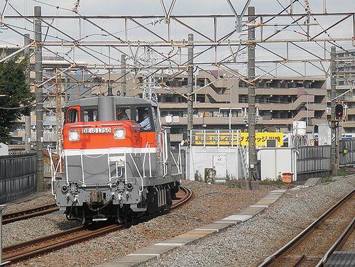 DE10 1750[新](八丁畷駅・2014年9月3日)1