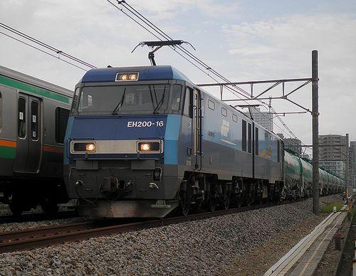 EH200-16[高](上尾~北上尾間・2014年9月5日)