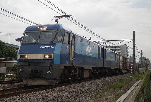 EH200-13[高](上尾~北上尾間・2014年9月5日)