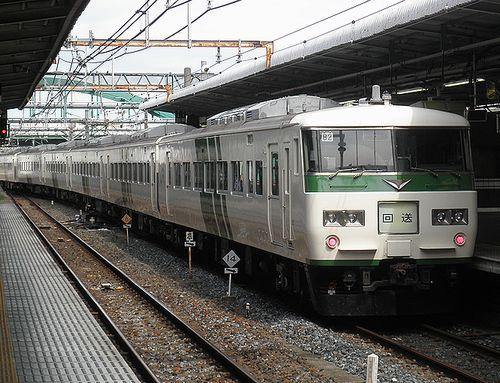 宮オオ185系「B2」編成(2014年9月13日・大宮駅)