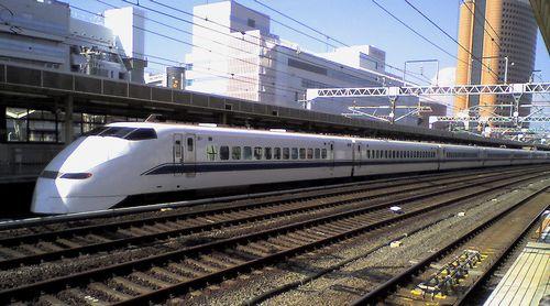 新幹線300系(2010年7月25日・浜松駅)