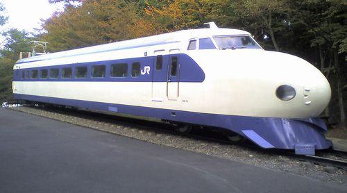 0系新幹線(22-75)(青梅鉄道公園・2009年11月7日)