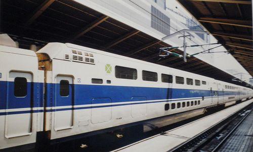 東海道・山陽新幹線100系V編成グリーン車178形3000番代(JR西日本所属)(2004年7月・東京駅)