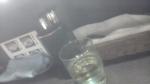 レンゲと麦茶