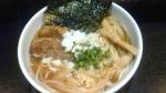 濃濁煮干麺の登場です!