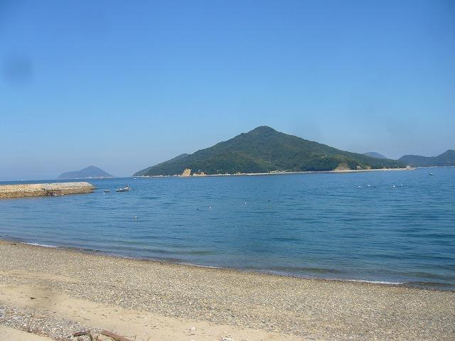 粟島と海 26.10.19
