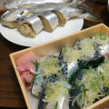 このしろといわし寿司