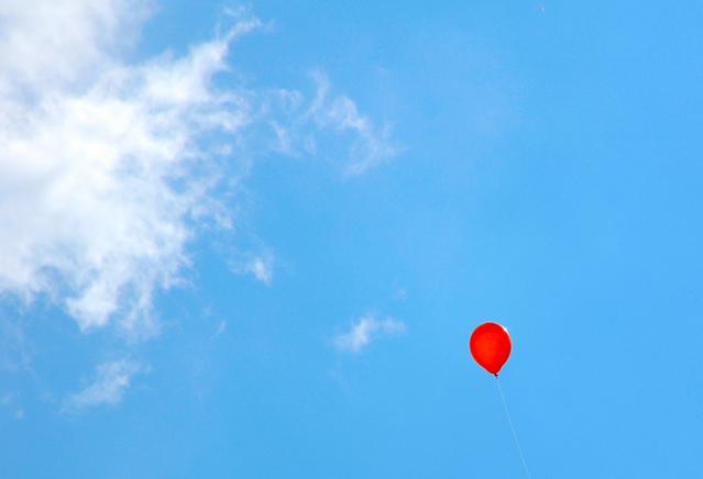 赤い風船2