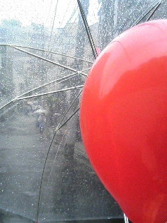 赤い風船8