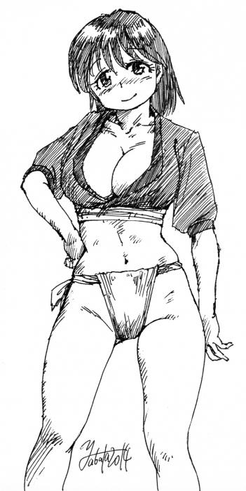 矢端さんが描いてくださいましたッ!
