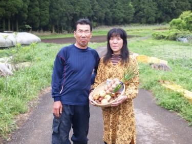 森下さん夫妻