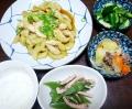 夕食2014.7.7