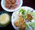 夕食2014.7.22