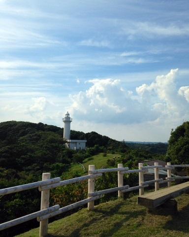 太東埼灯台②