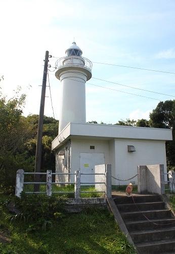 太東埼灯台①