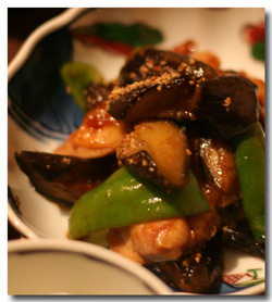 なす&ピーマン&鶏むね肉で簡単中華