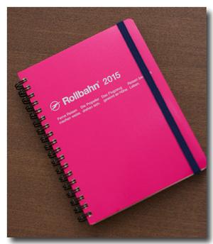 Rollbahnのスケジュール帳