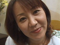 【無修正】五十路美熟女魅惑の腰回り 岡村道子