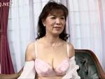 人妻熟女動画 : 巨乳の綺麗な乳首を愛撫される六十路熟女奥様