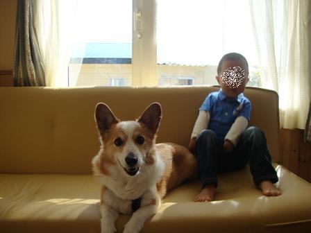 いっクンと紋兄2