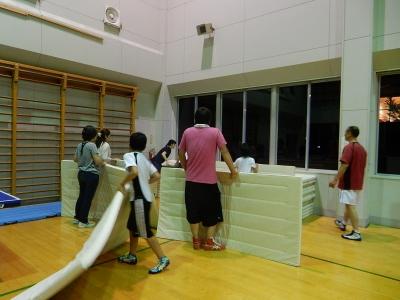 レスリング練習 018