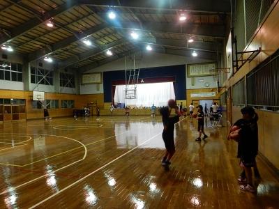 高校バスケ練習試合 002