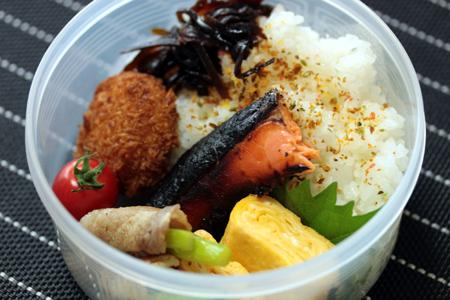 鮭の西京漬け弁当