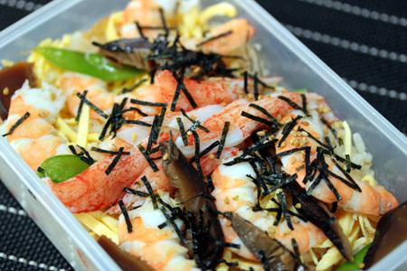ちらし寿司弁当2