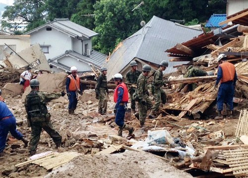 広島土砂災害④