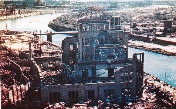 被爆直後の広島