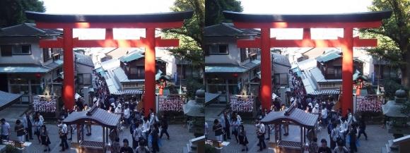江島神社 表参道(交差法)