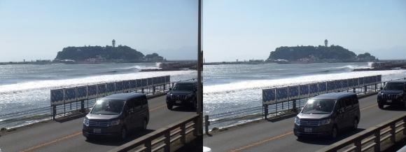 江ノ島電鉄 鎌倉高校前駅②(平行法)